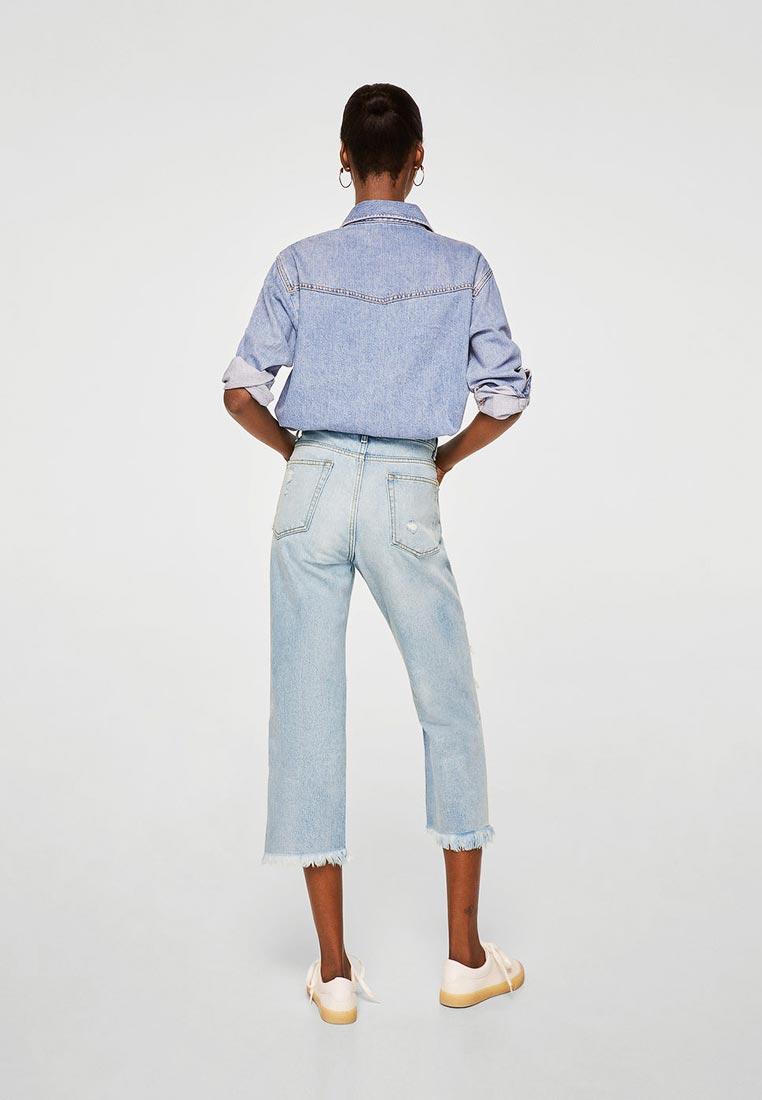 Прямые джинсы Mango (Манго) 33000682: изображение 4