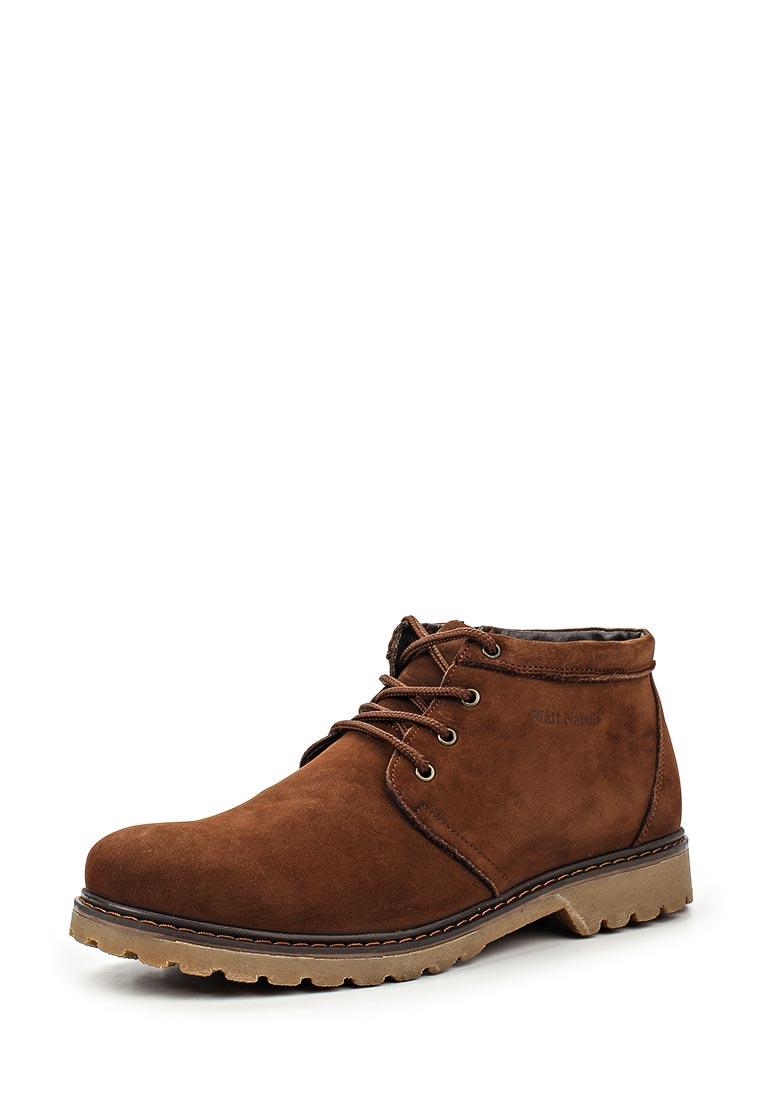 Мужские ботинки Matt Nawill 484671BRN