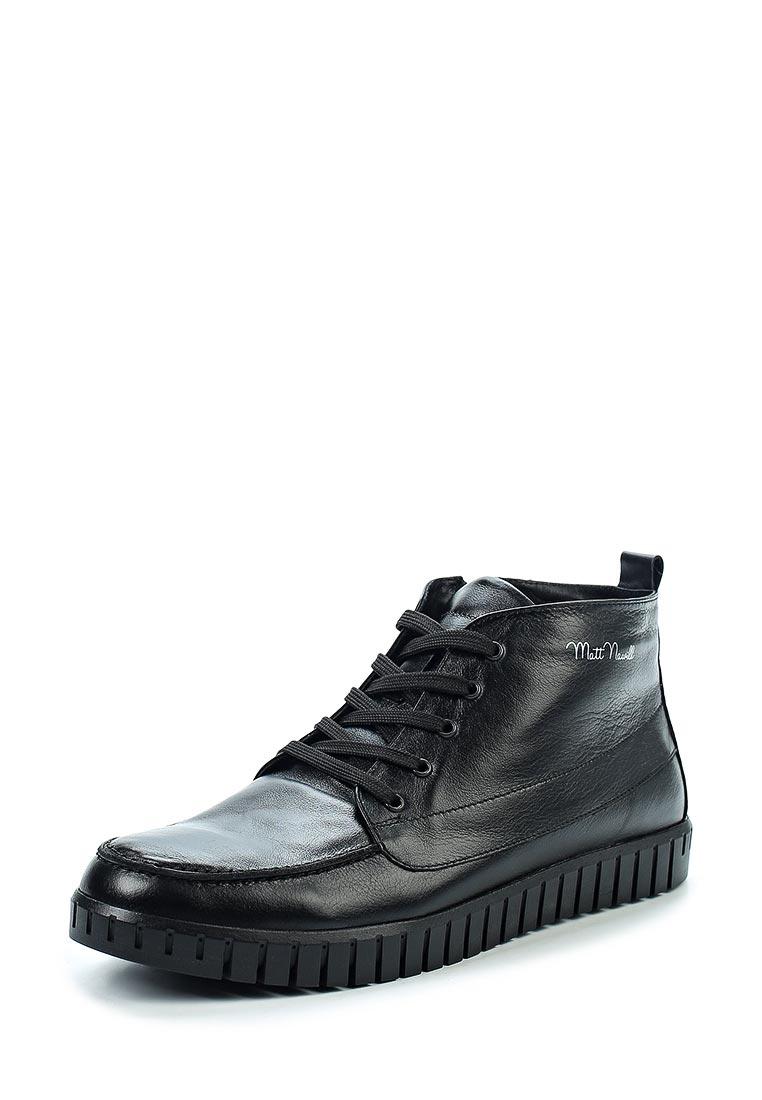 Мужские ботинки Matt Nawill 705961BA