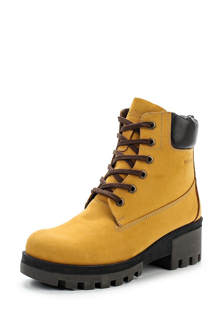 Женские ботинки Matt Nawill 716137ON