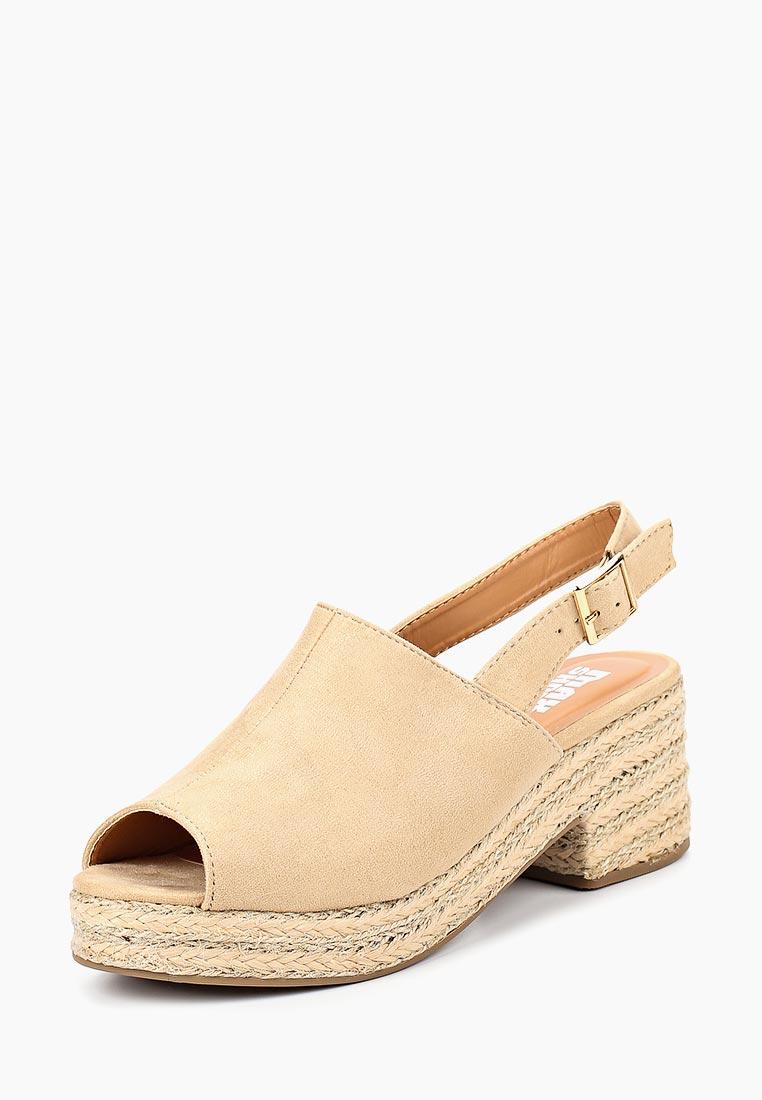 Женские эспадрильи Max Shoes FD86