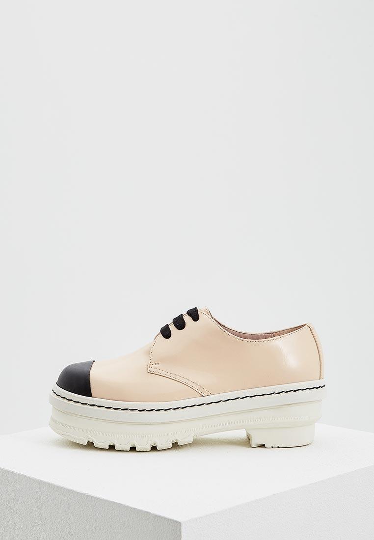Женские ботинки MARNI ALMSY11G06LV531
