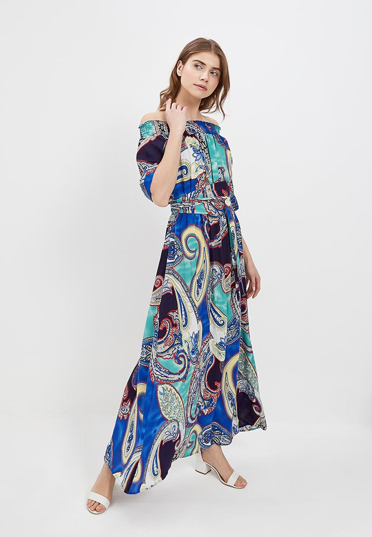 """Летнее платье MadaM T (Мадам Т) ПЛ3077/1314 """"Франческа"""""""