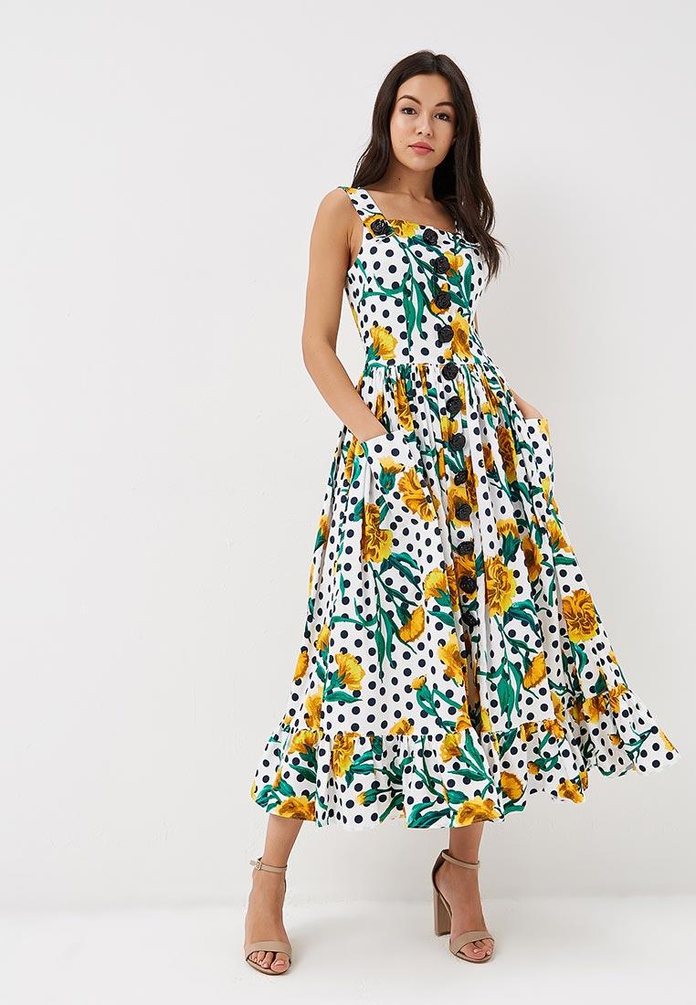 """Повседневное платье MadaM T (Мадам Т) ПЛ3154/0136 """"Дольче"""""""