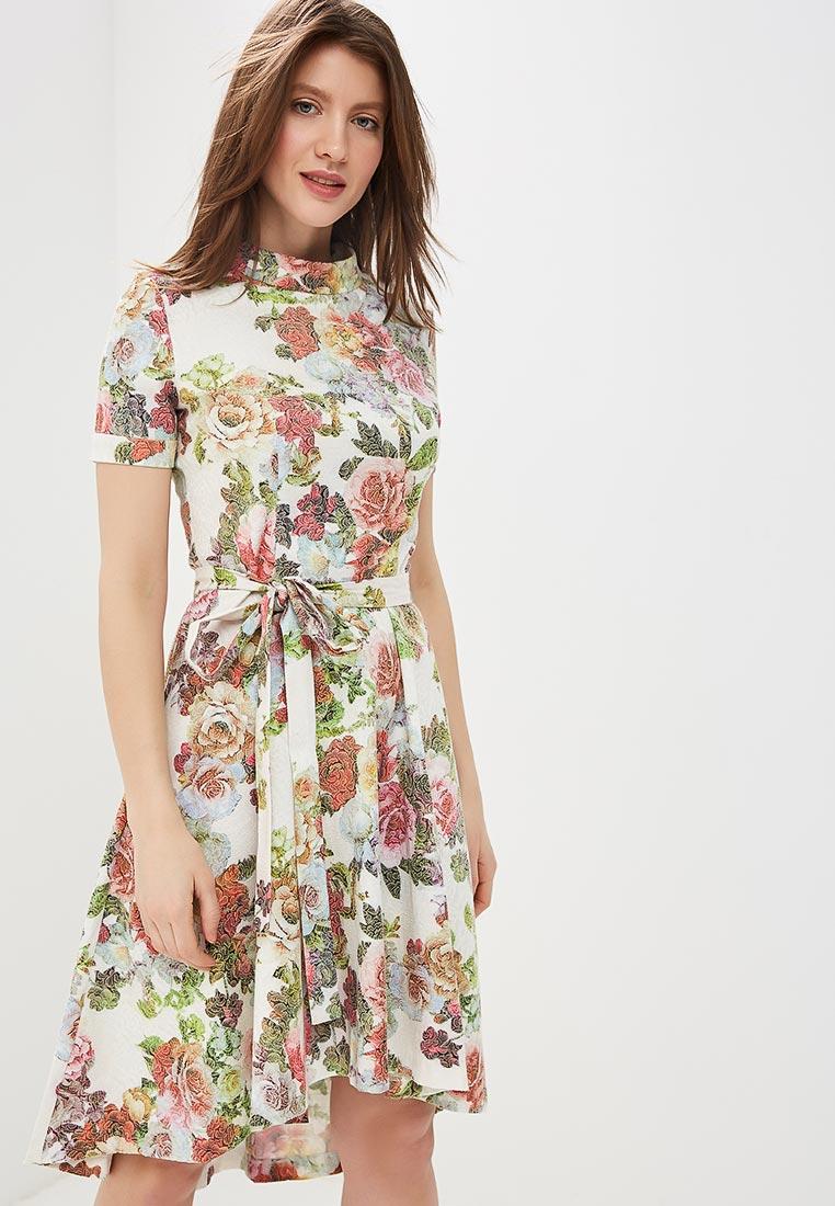 """Повседневное платье MadaM T (Мадам Т) ПЛ3922/0121 """"Самбра"""""""