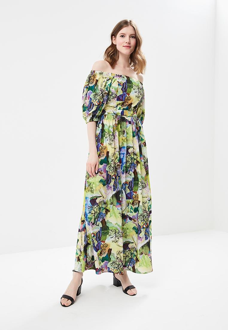 """Повседневное платье MadaM T (Мадам Т) ПЛ3072/2120 """"Камея"""""""
