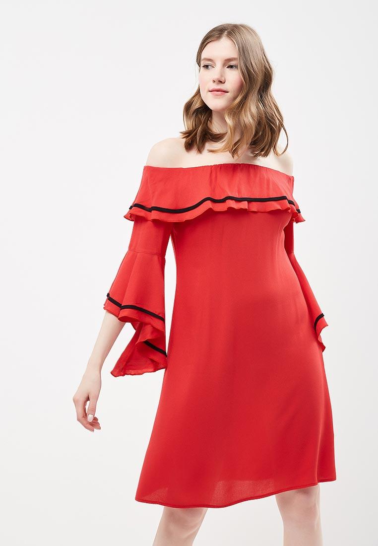 f0955fda2e7 Красные платья мини - купить стильное платье в интернет магазине