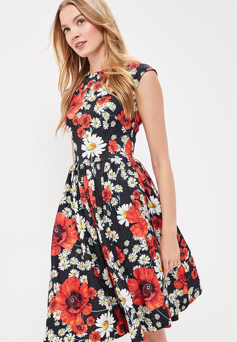 """Повседневное платье MadaM T (Мадам Т) ПЛ3965/0302 """"Лотта"""""""