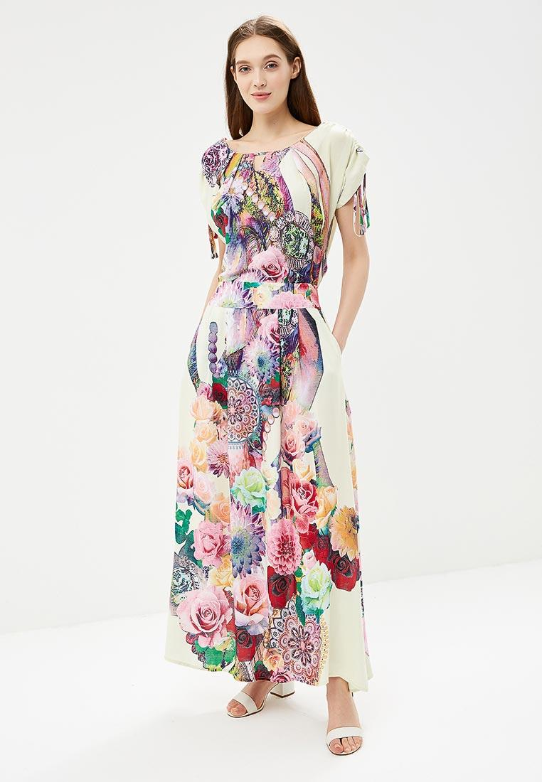 "Летнее платье MadaM T (Мадам Т) ПЛ3228/0714 ""Франциска"""