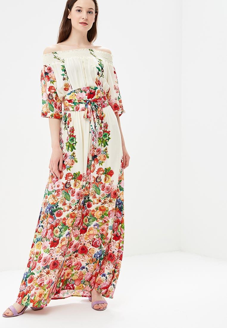 """Повседневное платье MadaM T (Мадам Т) ПЛ3232/0702 """"Эврика"""""""