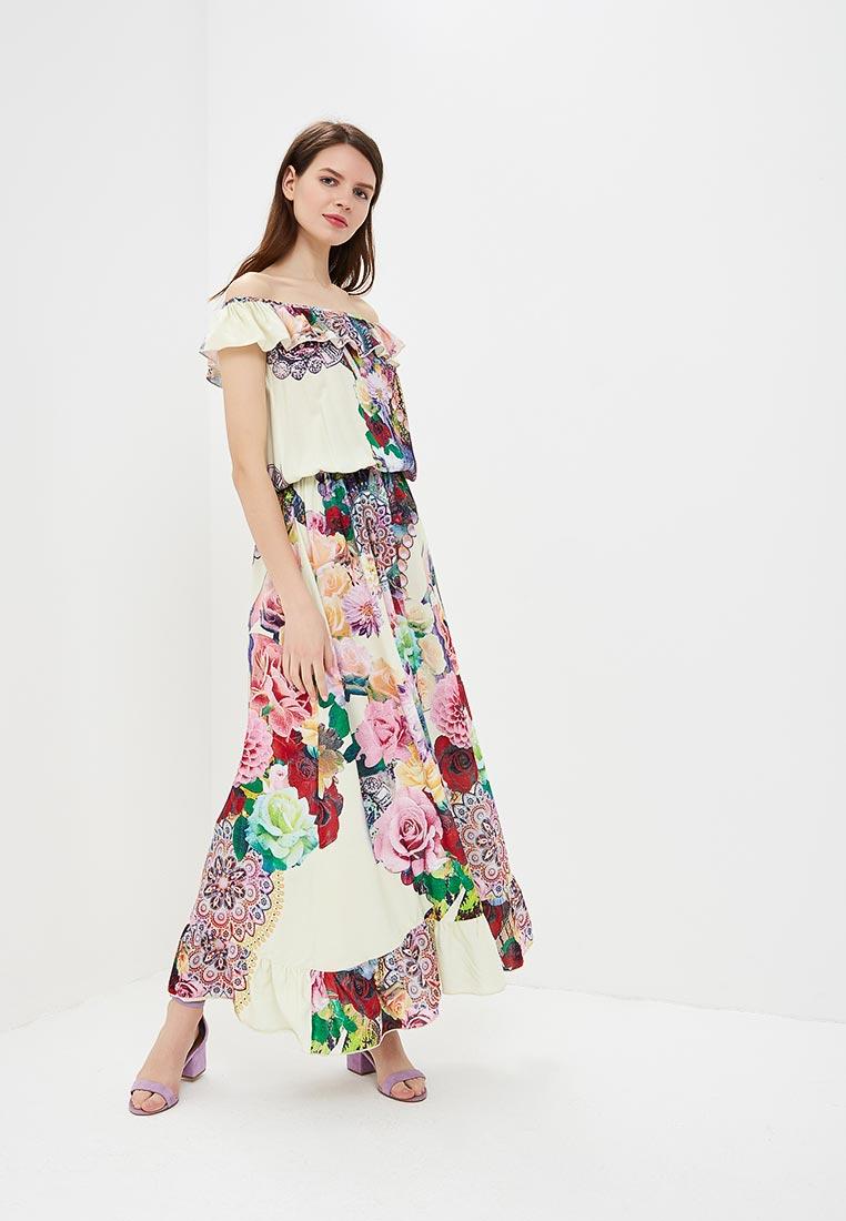 """Повседневное платье MadaM T (Мадам Т) ПЛ3245/0714 """"Вербина"""""""