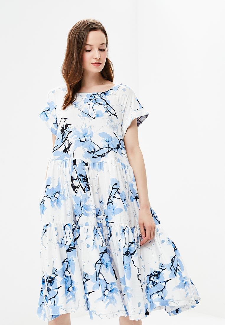 """Повседневное платье MadaM T (Мадам Т) ПЛ4020/0713 """"Фатина"""""""