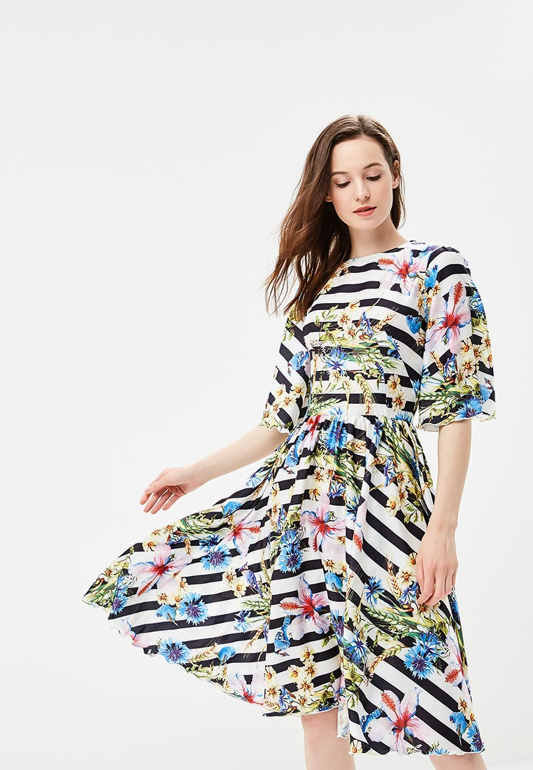 """Повседневное платье MadaM T (Мадам Т) ПЛ4052/0103 """"Терезия"""""""