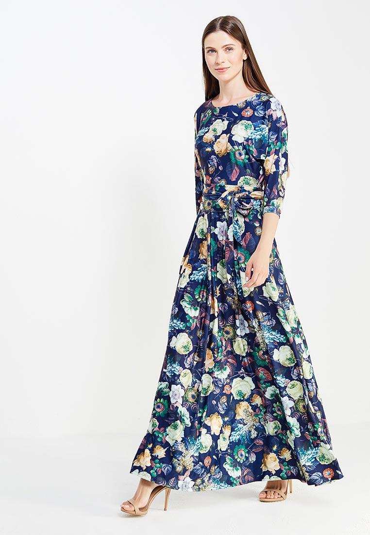 "Платье-мини MadaM T (Мадам Т) ПО3271/1211 ""Комбина"""