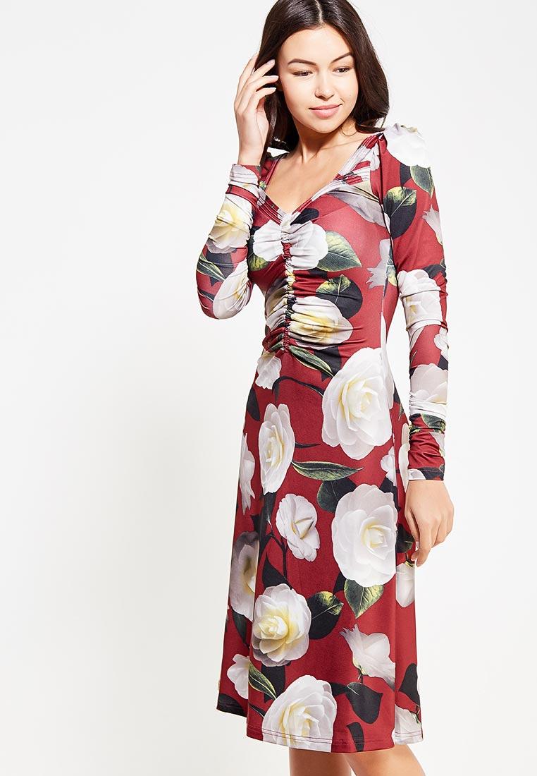 """Вечернее / коктейльное платье MadaM T (Мадам Т) ПО3333/0807 """"Ярослава"""""""