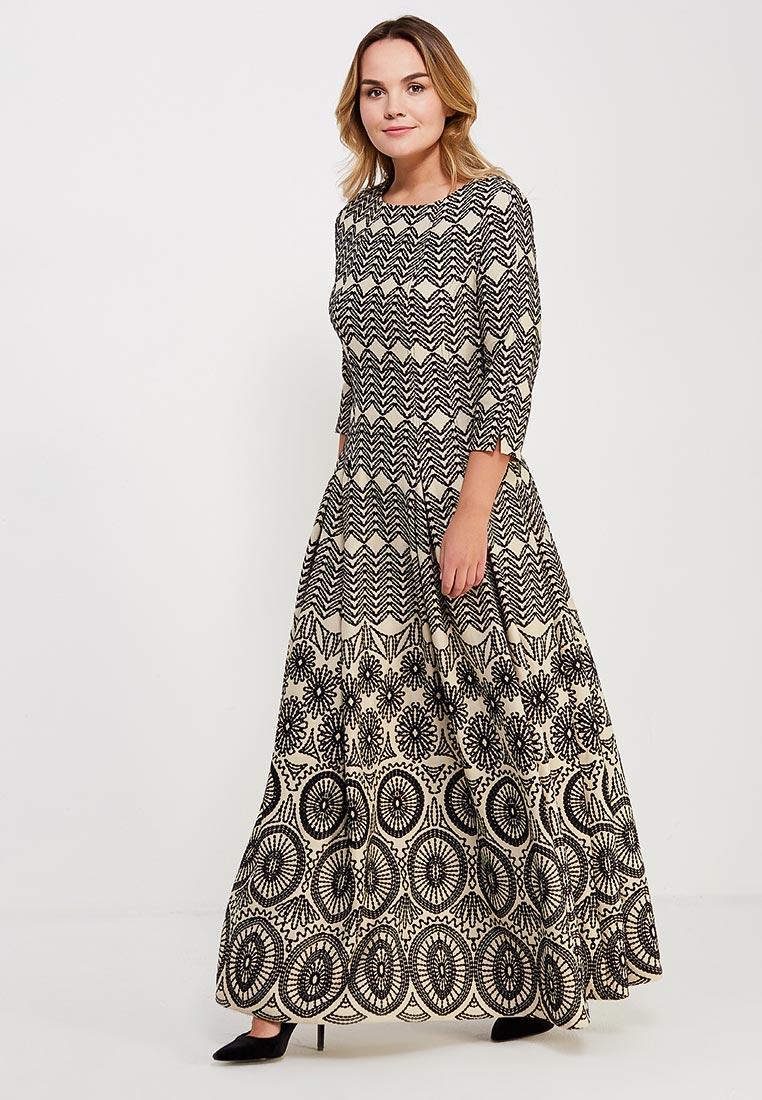 """Повседневное платье MadaM T (Мадам Т) ПО3335/0703 """"Кристелла"""""""