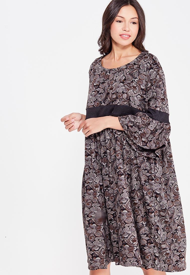 """Повседневное платье MadaM T (Мадам Т) ПО3581/0304 """"Галаксия"""""""