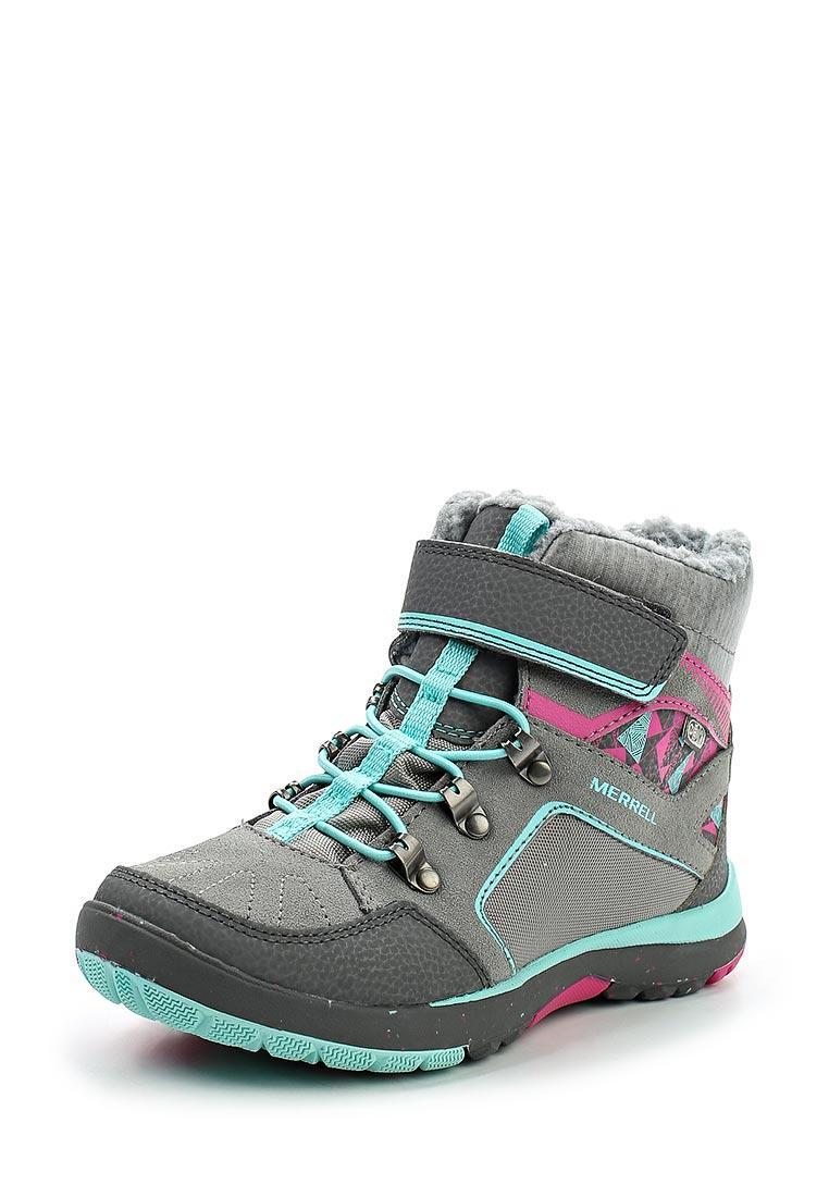Ботинки для девочек Merrell MC57100
