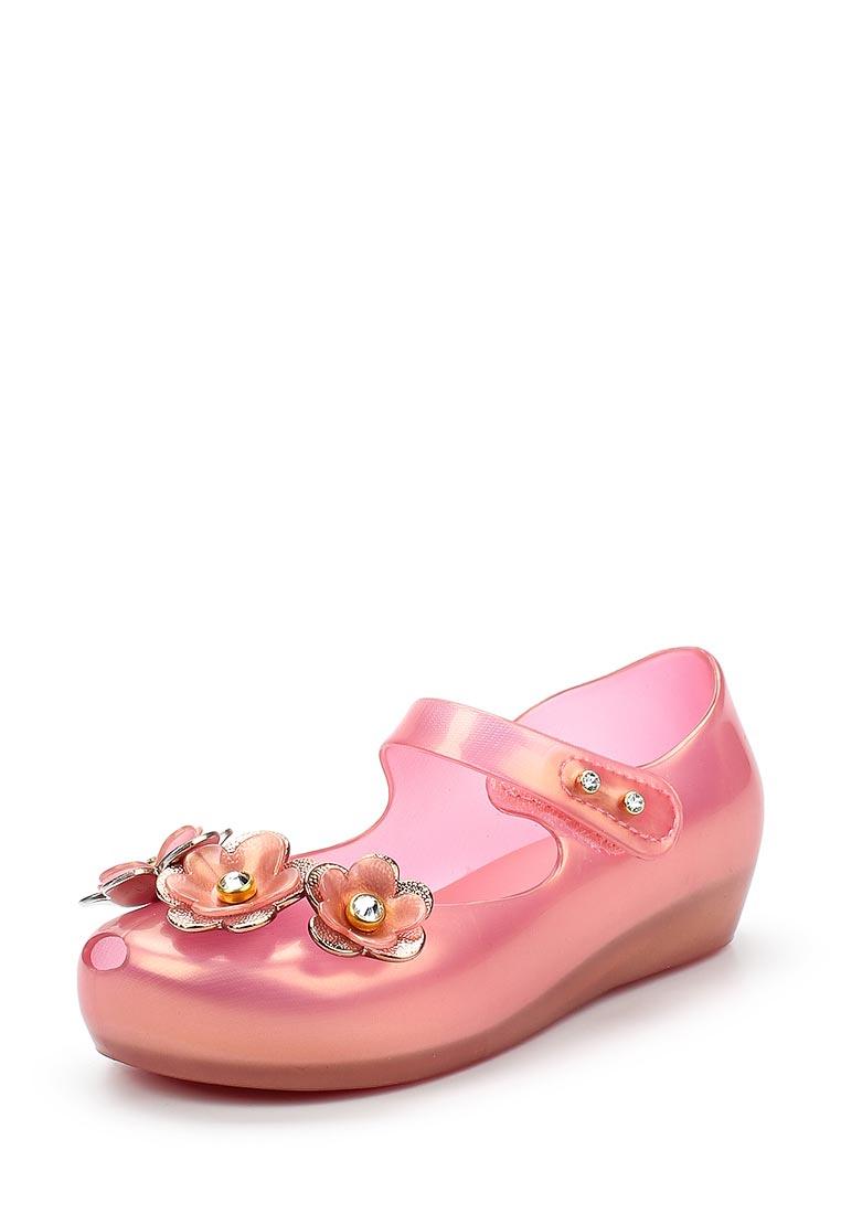 Туфли для девочек Melissa 31950-19767