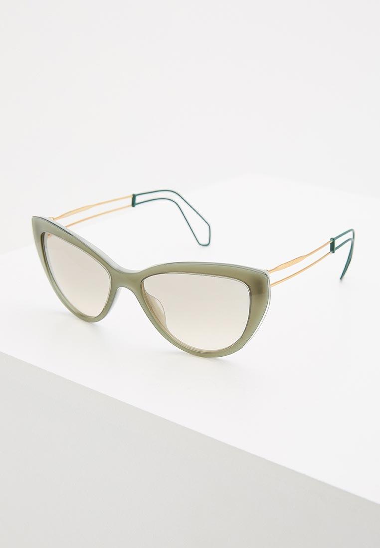 Женские солнцезащитные очки Miu Miu 0MU 12RS