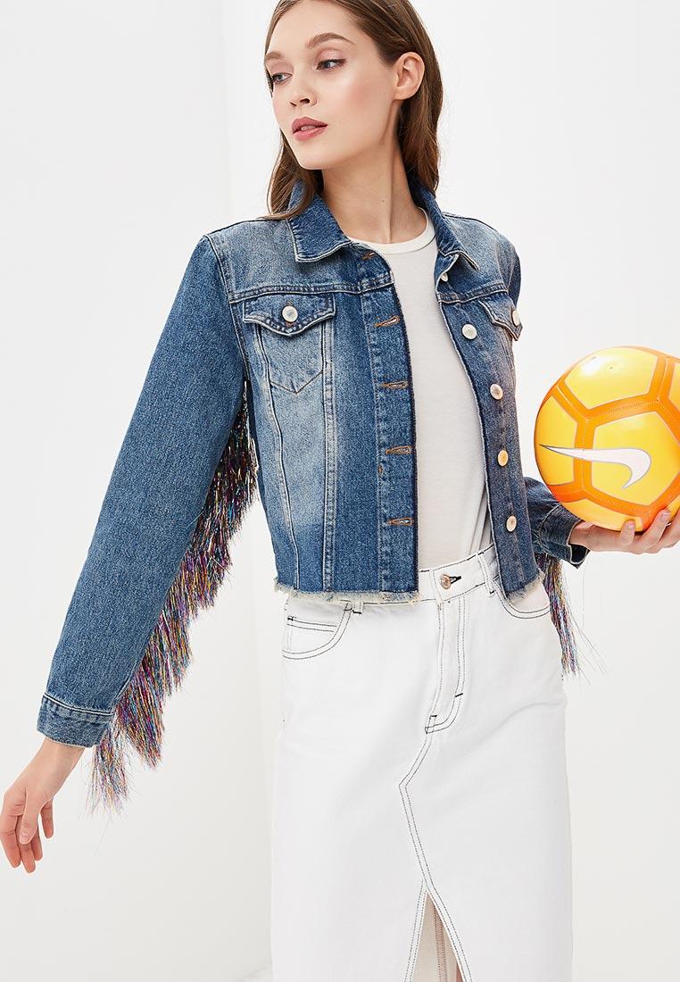 Джинсовая куртка Miss Selfridge 44T09WBLU