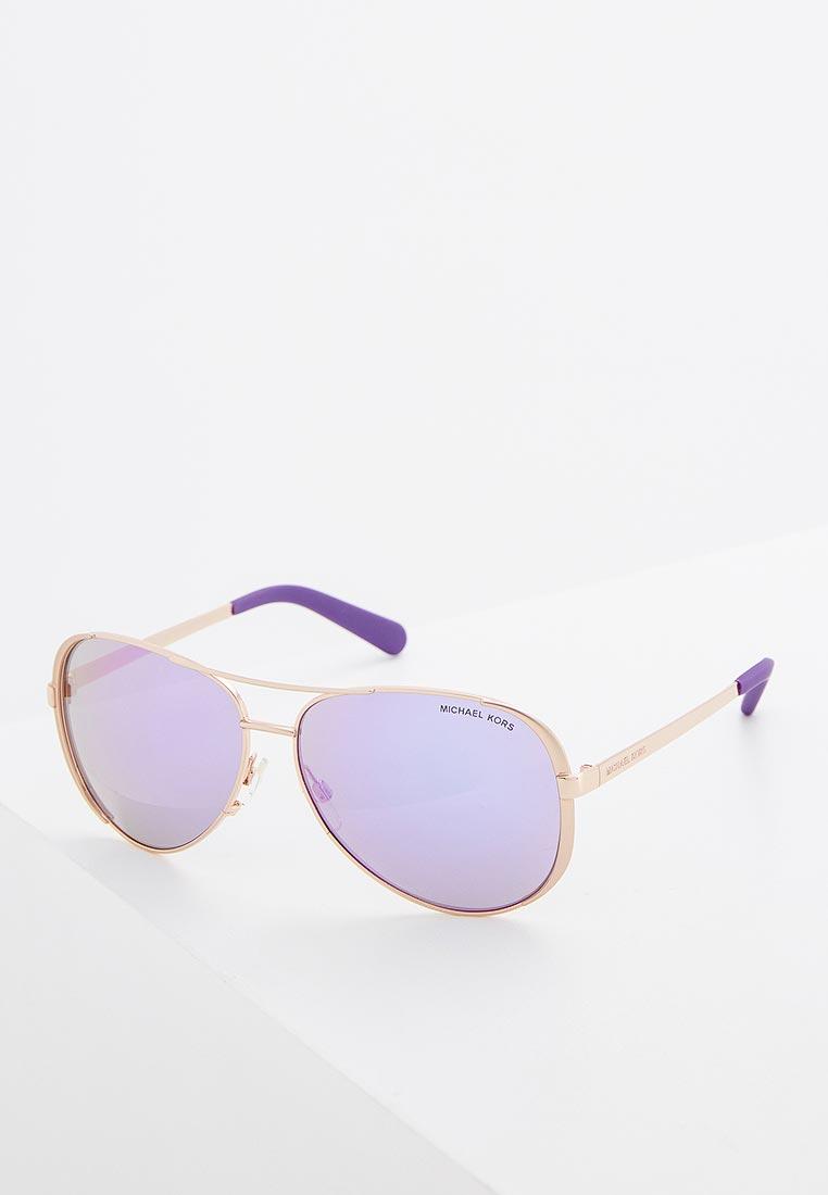 Женские солнцезащитные очки Michael Kors 0MK5004