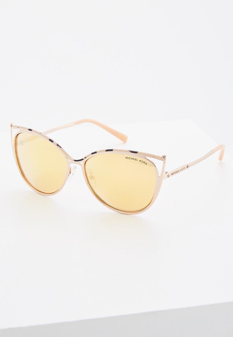 Женские солнцезащитные очки Michael Kors 0MK1020