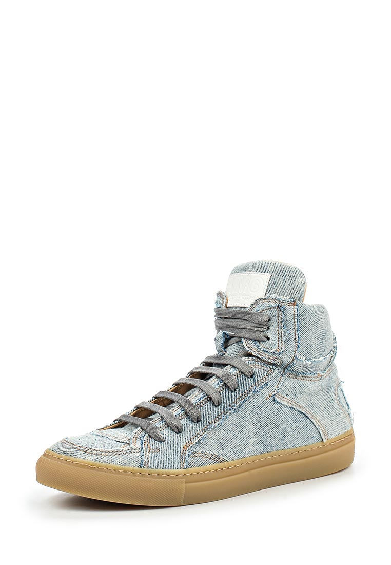 Женские кеды MM6 Maison Margiela S59WS0019