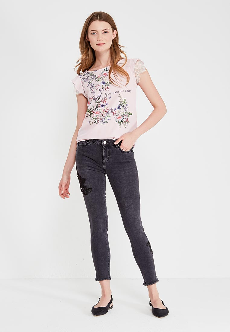 Зауженные джинсы Motivi (Мотиви) P8P417Q0255J: изображение 5