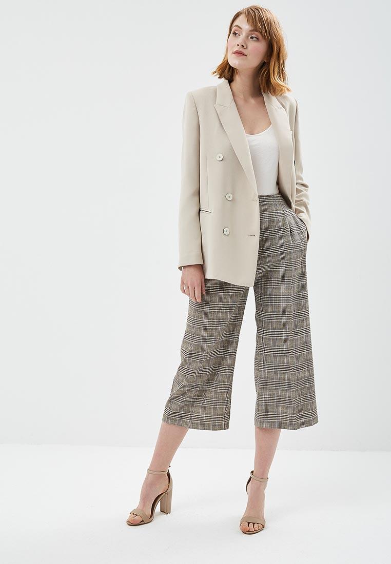 Женские широкие и расклешенные брюки Motivi (Мотиви) P8P006Q1630R: изображение 5