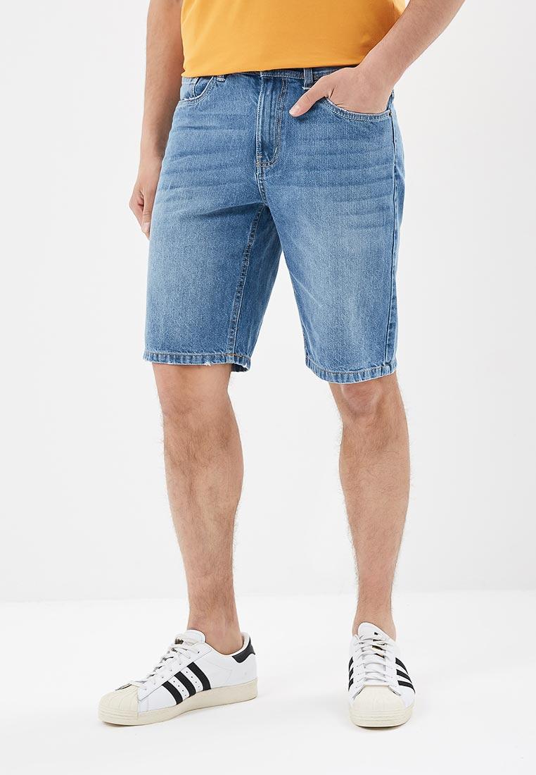 Мужские джинсовые шорты Modis (Модис) M181D00256