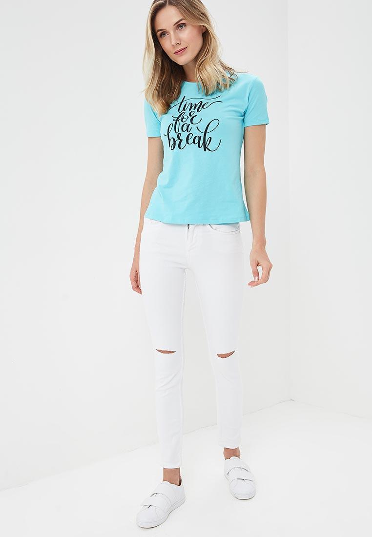 Зауженные джинсы Modis (Модис) M181D00291: изображение 5