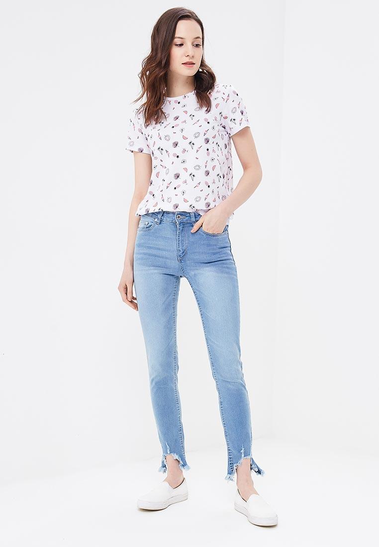 Зауженные джинсы Modis (Модис) M181D00292: изображение 5