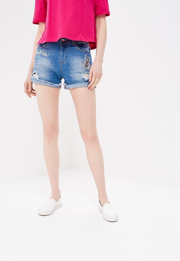 Женские джинсовые шорты Modis (Модис) M181D00242