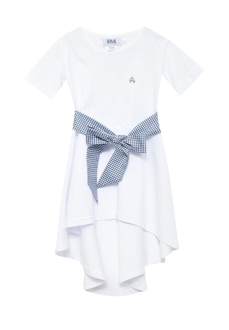 Повседневное платье iRMi (Ирми) 1710915-beliy-104