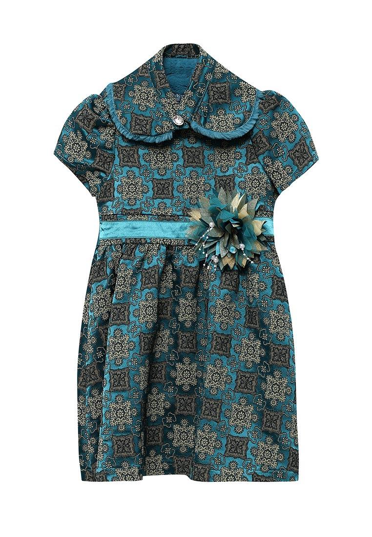 Нарядное платье Fleur de Vie 24-0610-104