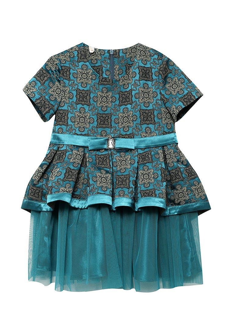 Нарядное платье Fleur de Vie 24-2380-104