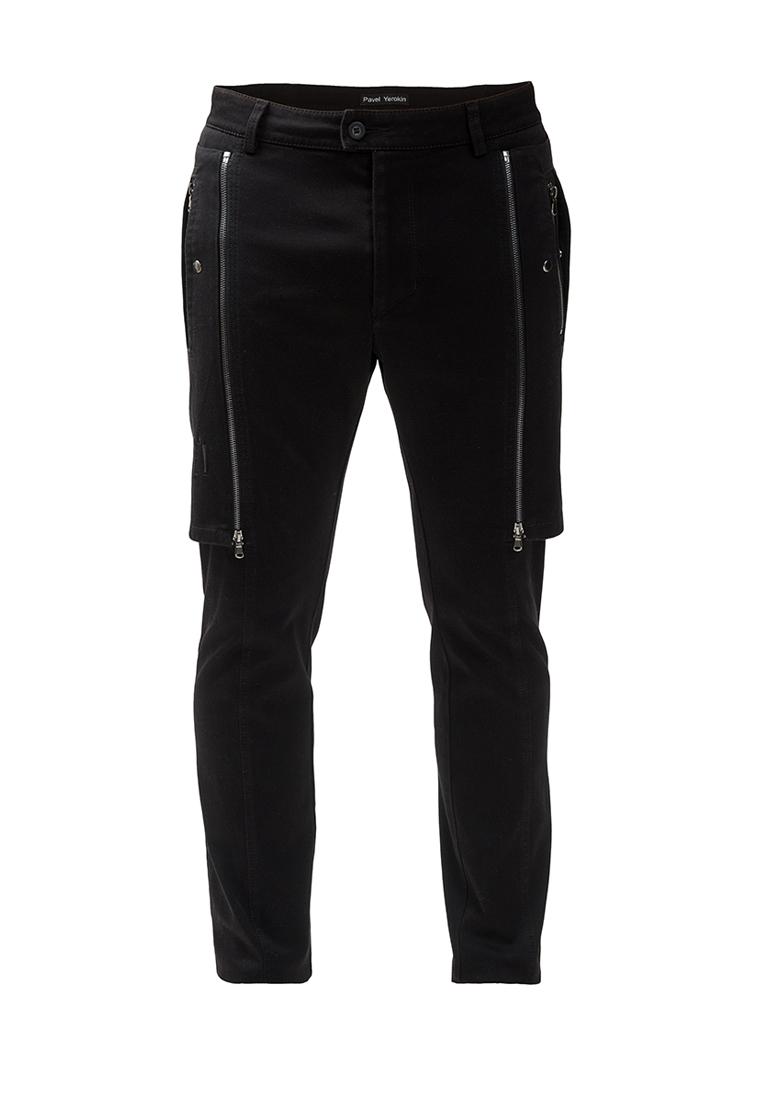 Мужские повседневные брюки Pavel Yerokin BSU-1-черный-44: изображение 9