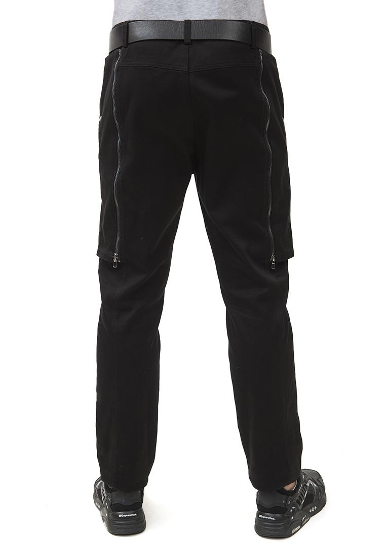 Мужские повседневные брюки Pavel Yerokin BSU-1-черный-44: изображение 11