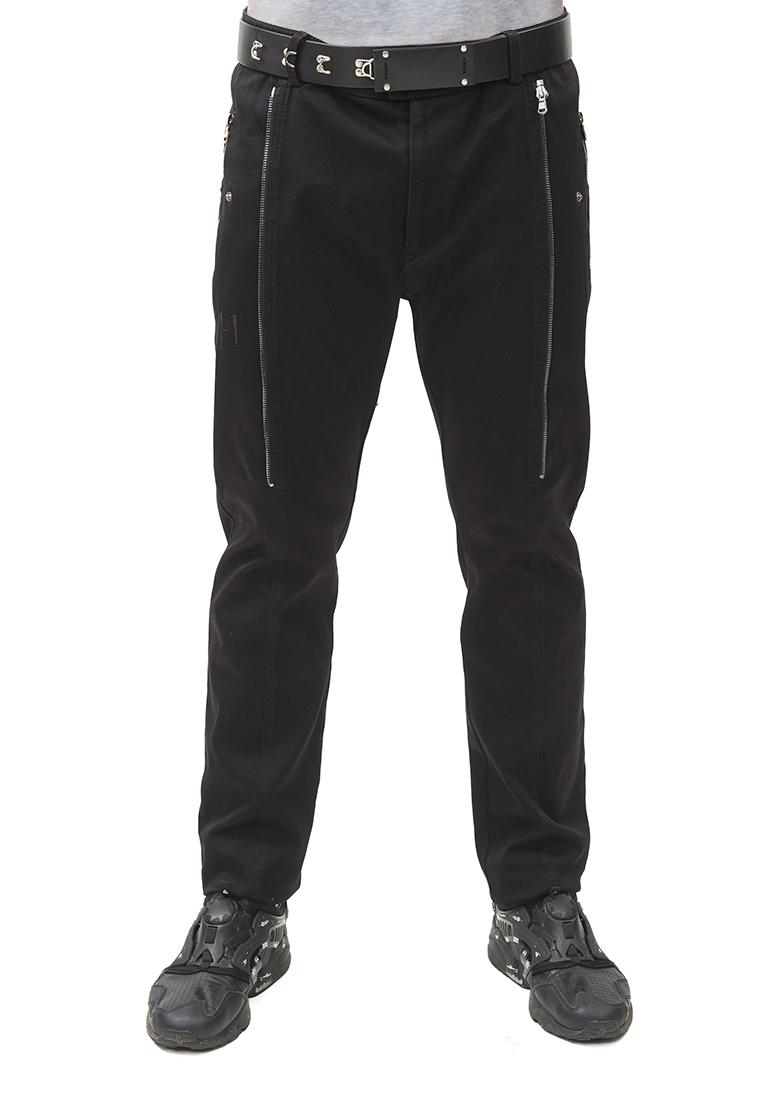 Мужские повседневные брюки Pavel Yerokin BSU-1-черный-44: изображение 12