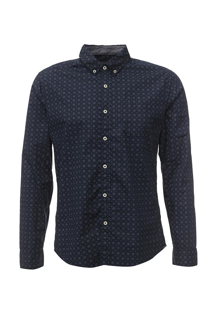 Рубашка с длинным рукавом Colin's CL1028400_DARK_NAVY_S