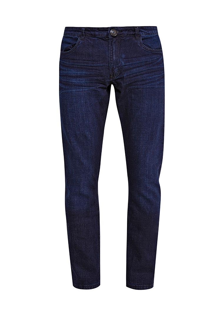 Мужские прямые джинсы Finn Flare (Фин Флаер) A17-25005-127-32/36