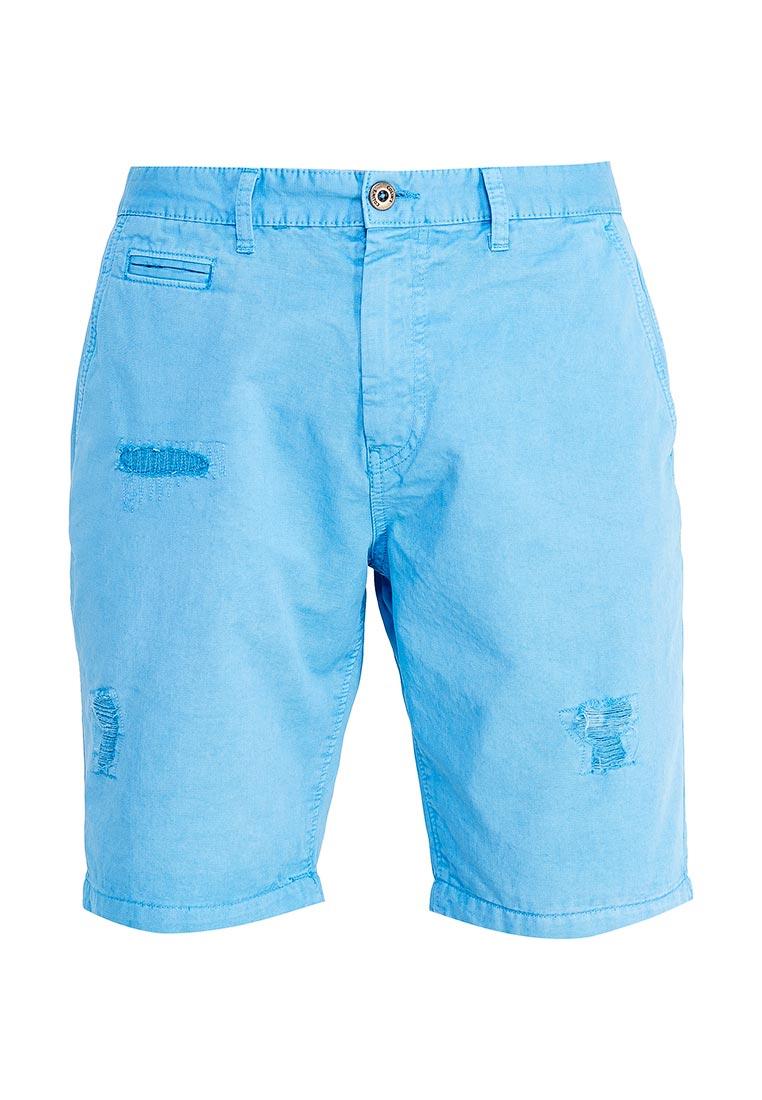 Мужские повседневные шорты Colin's CL1027555_BLUE_S