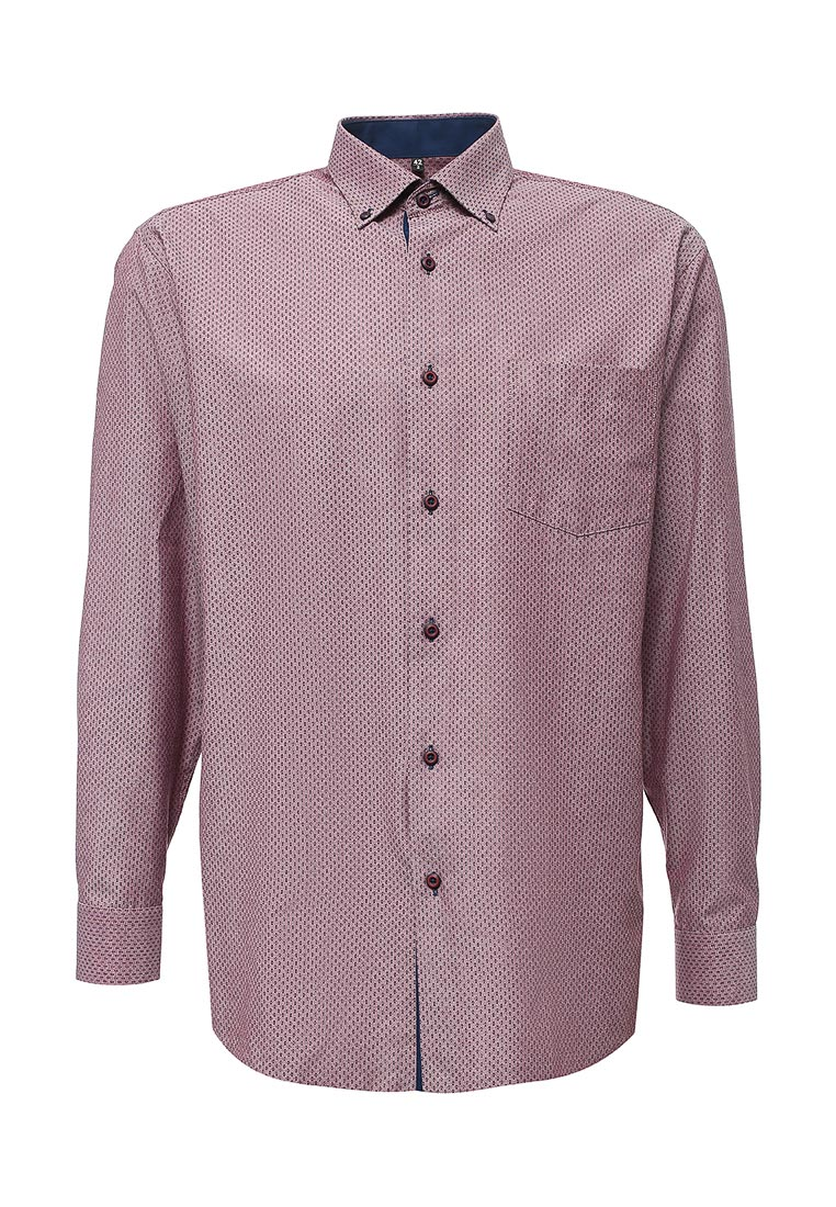 Рубашка с длинным рукавом GREG 623/319/059/P/b/1 (2/42)