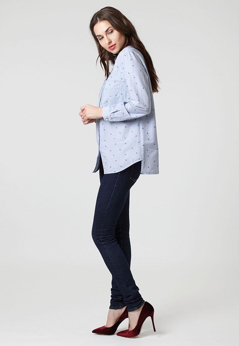Женские рубашки с длинным рукавом LOVA 190202-s