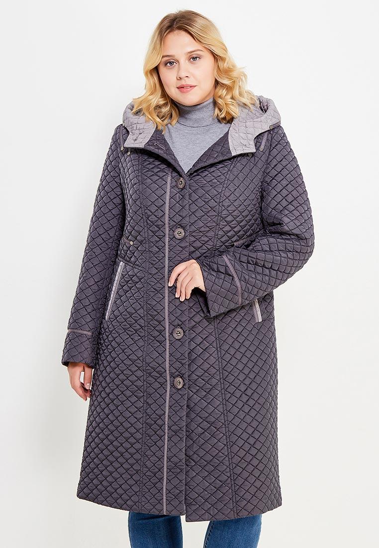 Утепленная куртка Brillare 3-802-8/8dum/sv.seryj-50