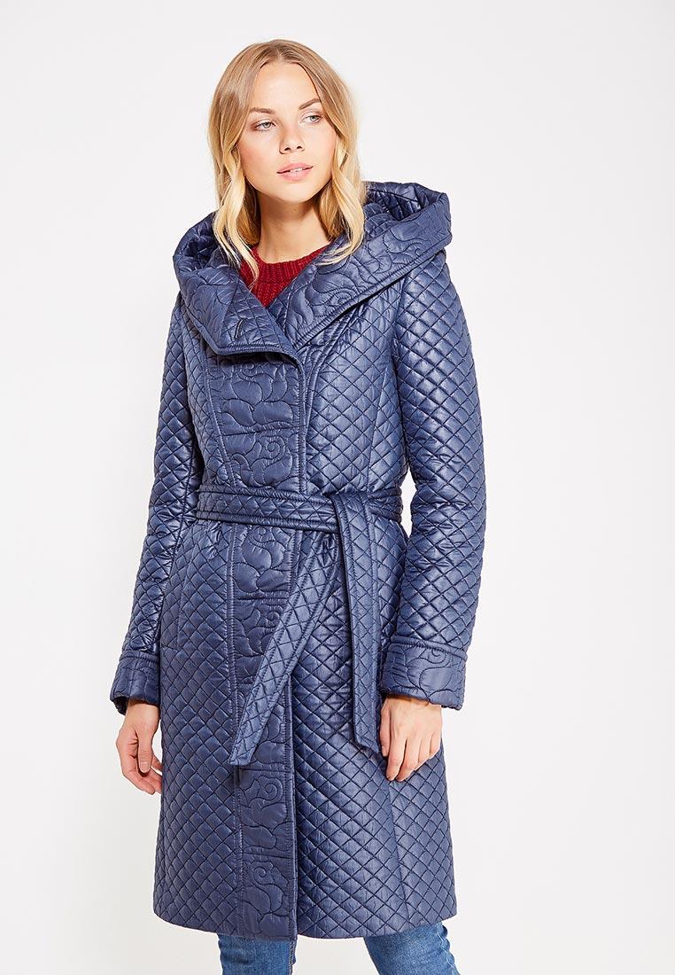 Утепленная куртка Brillare 3-759-8/38sinij-44
