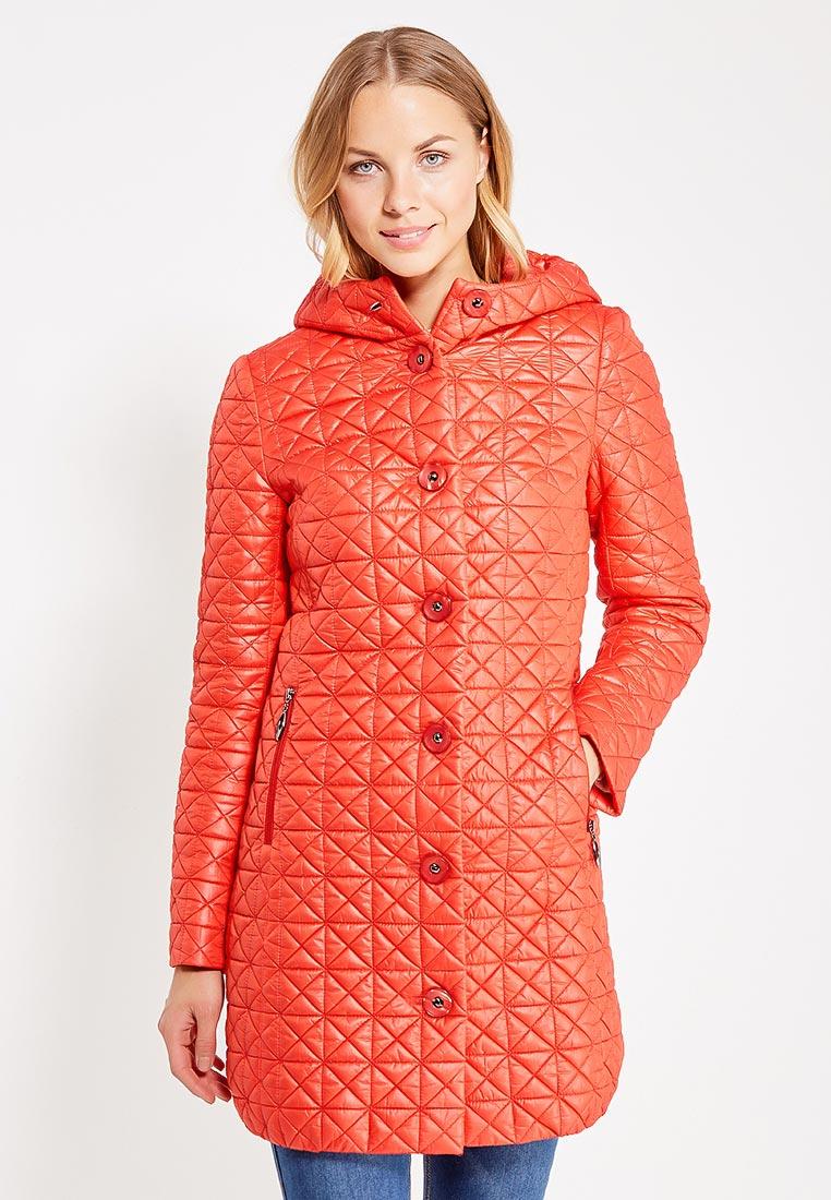 Утепленная куртка Brillare 3-683-60krasnyj-44