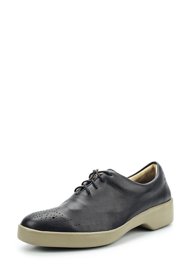 Женские ботинки POBLENOU PS72SIA-BK-LL-06-36