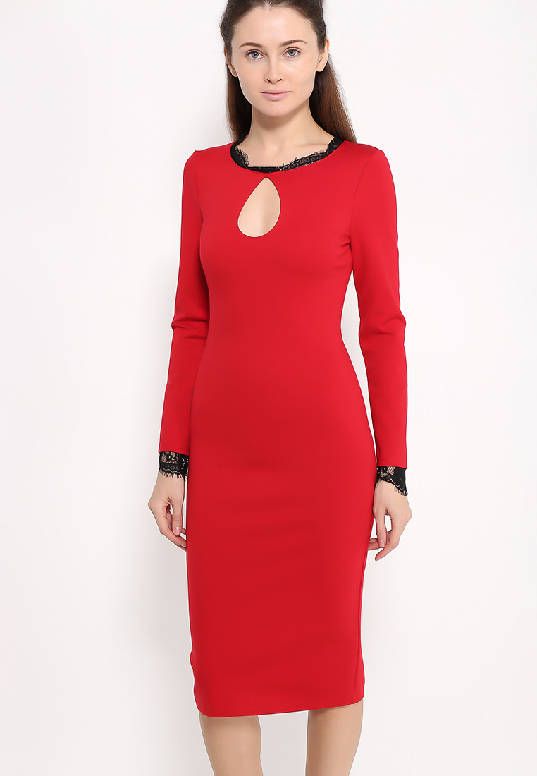 Вязаное платье Zerkala (Зеркала) K013-S